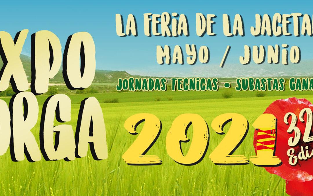 EXPOFORGA. Feria de la Comarca de La Jacetania